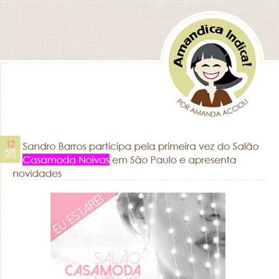 Blog Amandica Indica