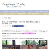Blog Constance Zahn