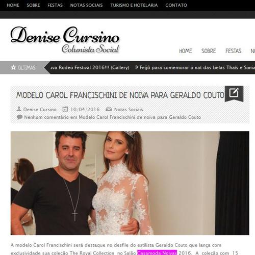 Blog Denise Cursino