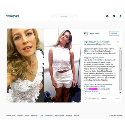 Instagram Agência Viva