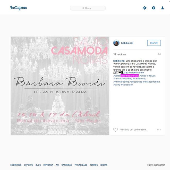 Instagram Babi Biondi