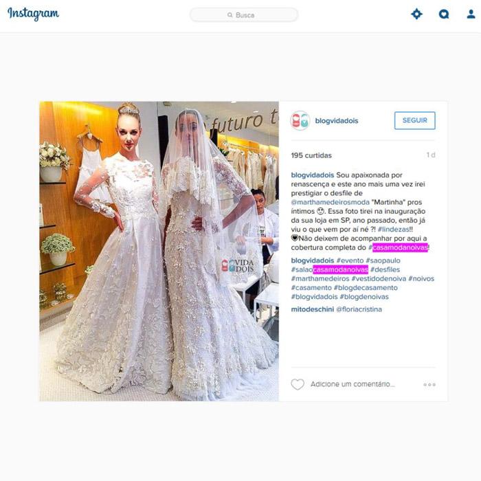 Instagram Vida a Dois