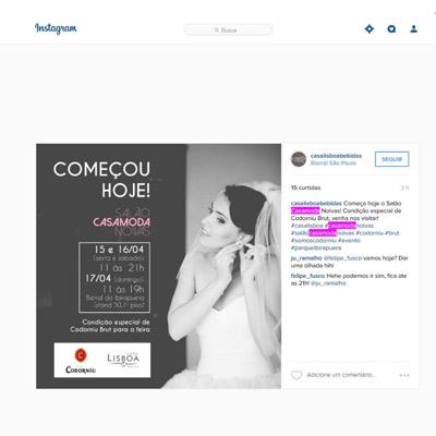 Instagram Casa Lisboa Bebidas