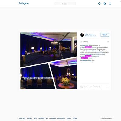 Instagram Dj Igor Cunha