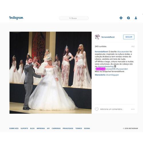 Instagram Fernanda Floret