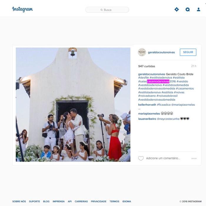 Instagram Geraldo Couto