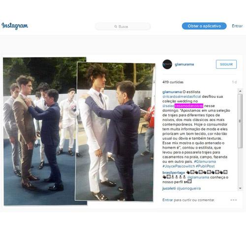 Instagram Glamurama
