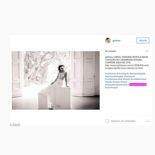 Instagram Gilomu