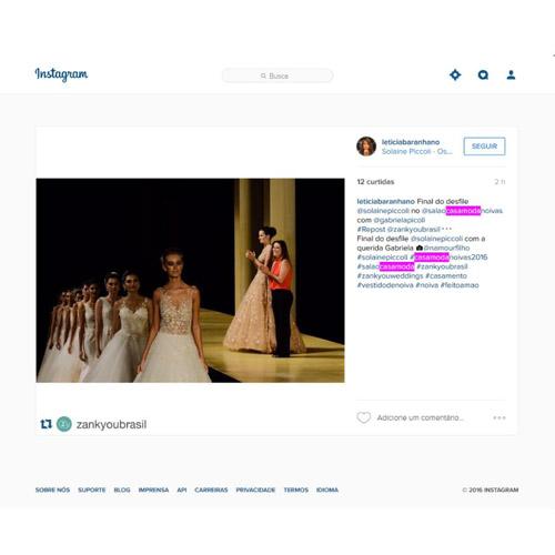 Instagram Leticia Baranhao