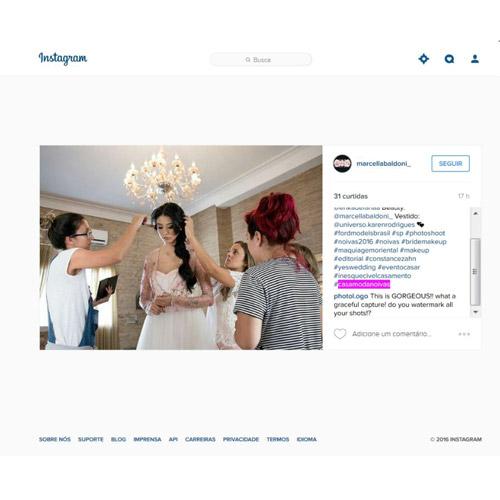 Instagram Marcella Baldoni