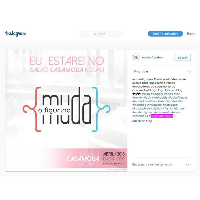 Instagram Mada o Figurino