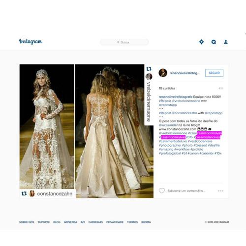 Instagram Renan Oliveira