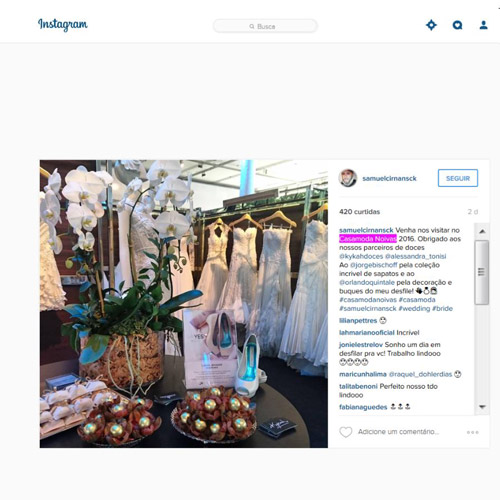 Instagram Samuel Cirnancick